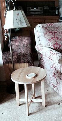 Side Table Custom