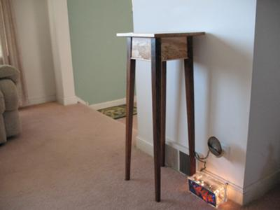 Tall Splay Table